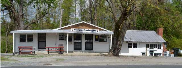 Morris Barbeque Store